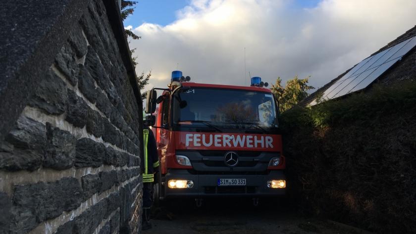 © Feuerwehr Oberwesel