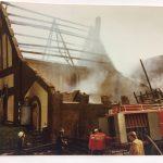100 Jahre Feuerwehr Oberwesel • Gaswerk-Brand 1979