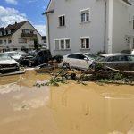 Katastrophen-Alarm (Unwetter und Überflutung)