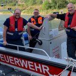 #originaloberwesel besucht Feuerwehr Oberwesel